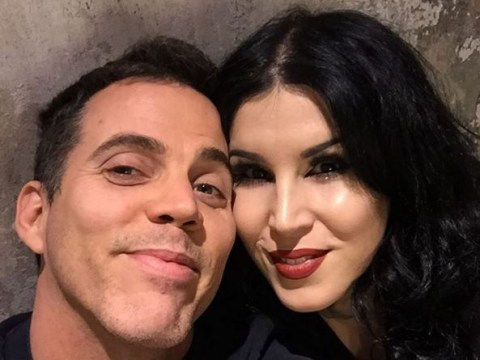 Steve-O moves on from Stacey Solomon by dating tattooed mistress of darkness Kat Von D