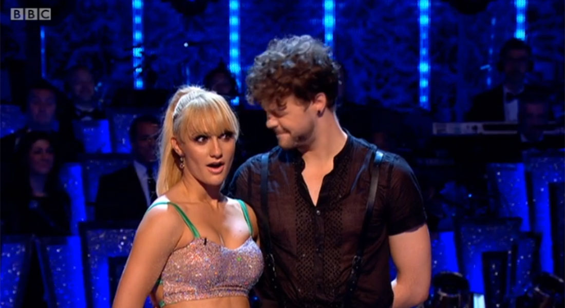 Strictly Come Dancing 2015: Jay McGuiness wins the Glitterball trophy after closely fought final