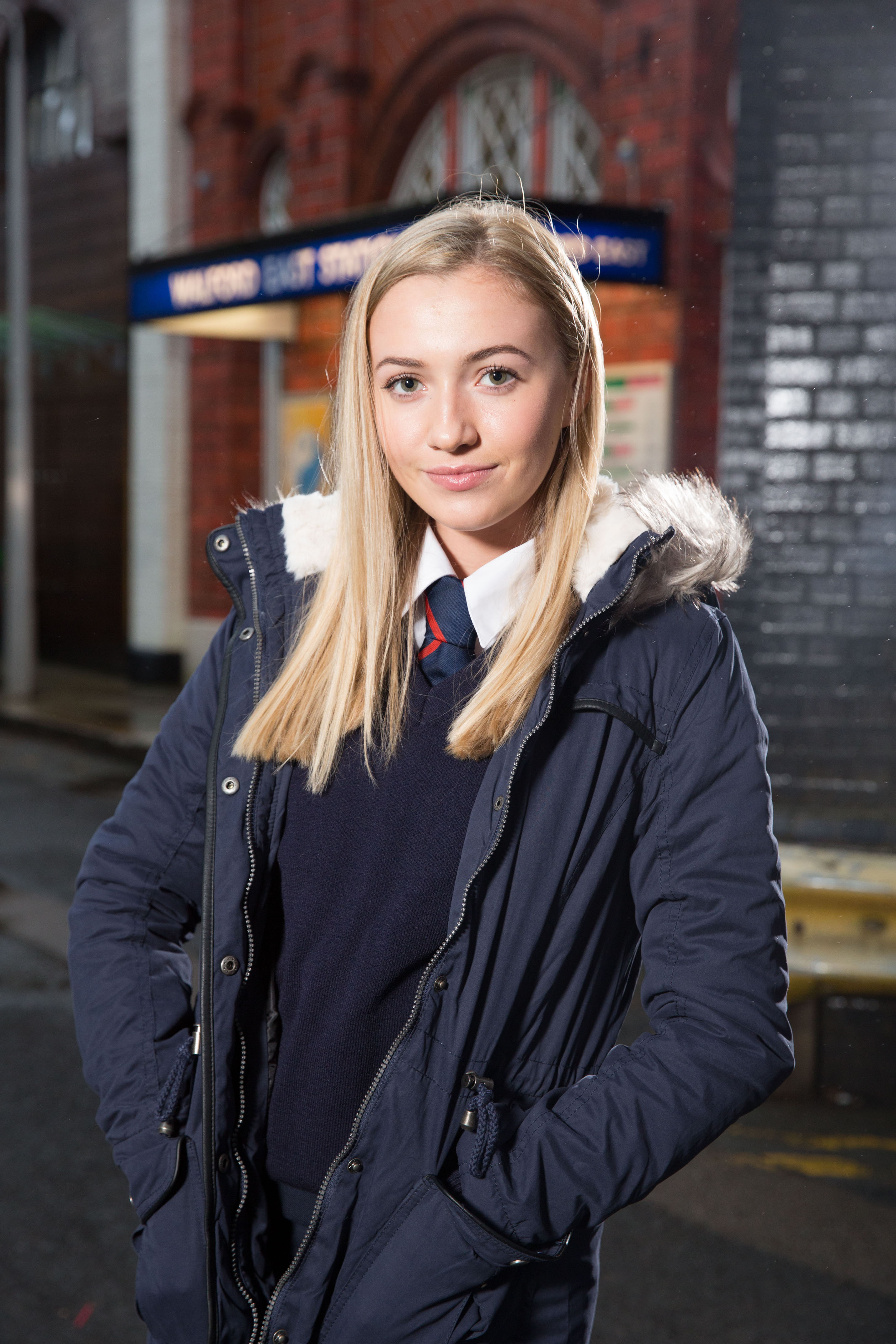 Programme Name: EastEnders - TX: 18/01/2016 - Episode: 5213 (No. n/a) - Picture Shows: Louise Fowler. Louise Fowler (TILLY KEEPER) - (C) BBC - Photographer: Jack Barnes