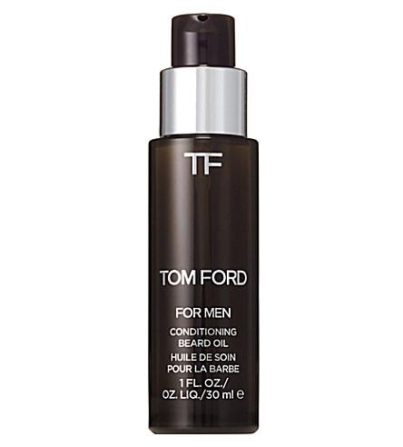 Tom Ford beard oil