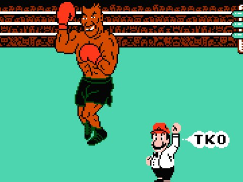 Clumsy Mike Tyson gets totally KO'd thanks to throwback Vine and Punch-Out!!