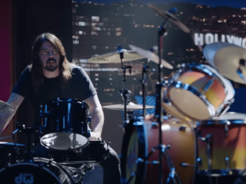Watch: Dave Grohl takes on Animal from The Muppets in epic drum-off