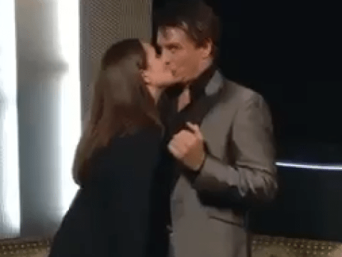 The moment Doctor Who's Osgood snogged Captain Jack