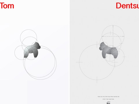 Has WWF used a design copied from this artist?