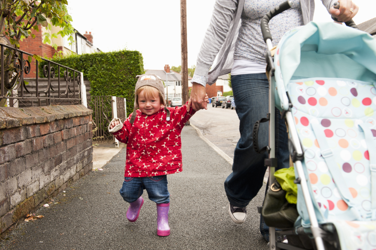 13 things every parent can relate to when their baby starts walking