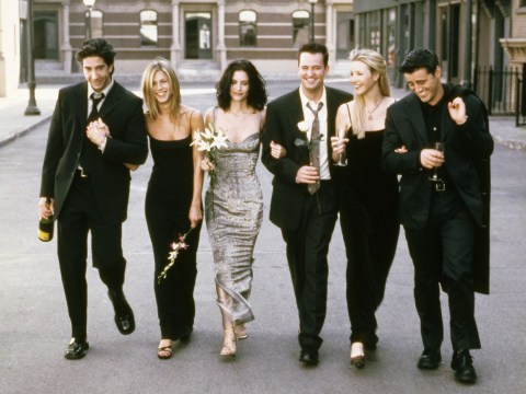 Jennifer Aniston reveals the one thing the Friends cast didn't like about the show