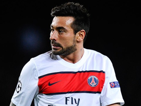Ezequiel Lavezzi in transfer talks with Chelsea