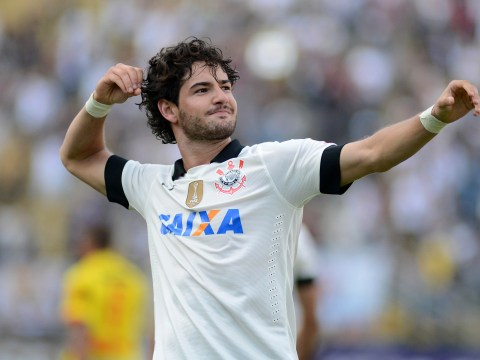 Manchester United ready to hijack Chelsea and Liverpool transfer moves for Alexandre Pato – report