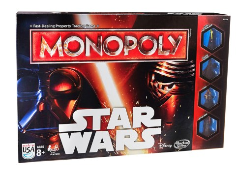Hasbro WILL include Rey in Star Wars Monopoly after 8-year-old's letter takes over Twitter