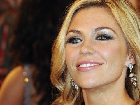Abbey Clancy 'beats herself up' about being a working mum