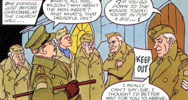 A lost episode of Dad's Army from 1969 is being remade as an animation