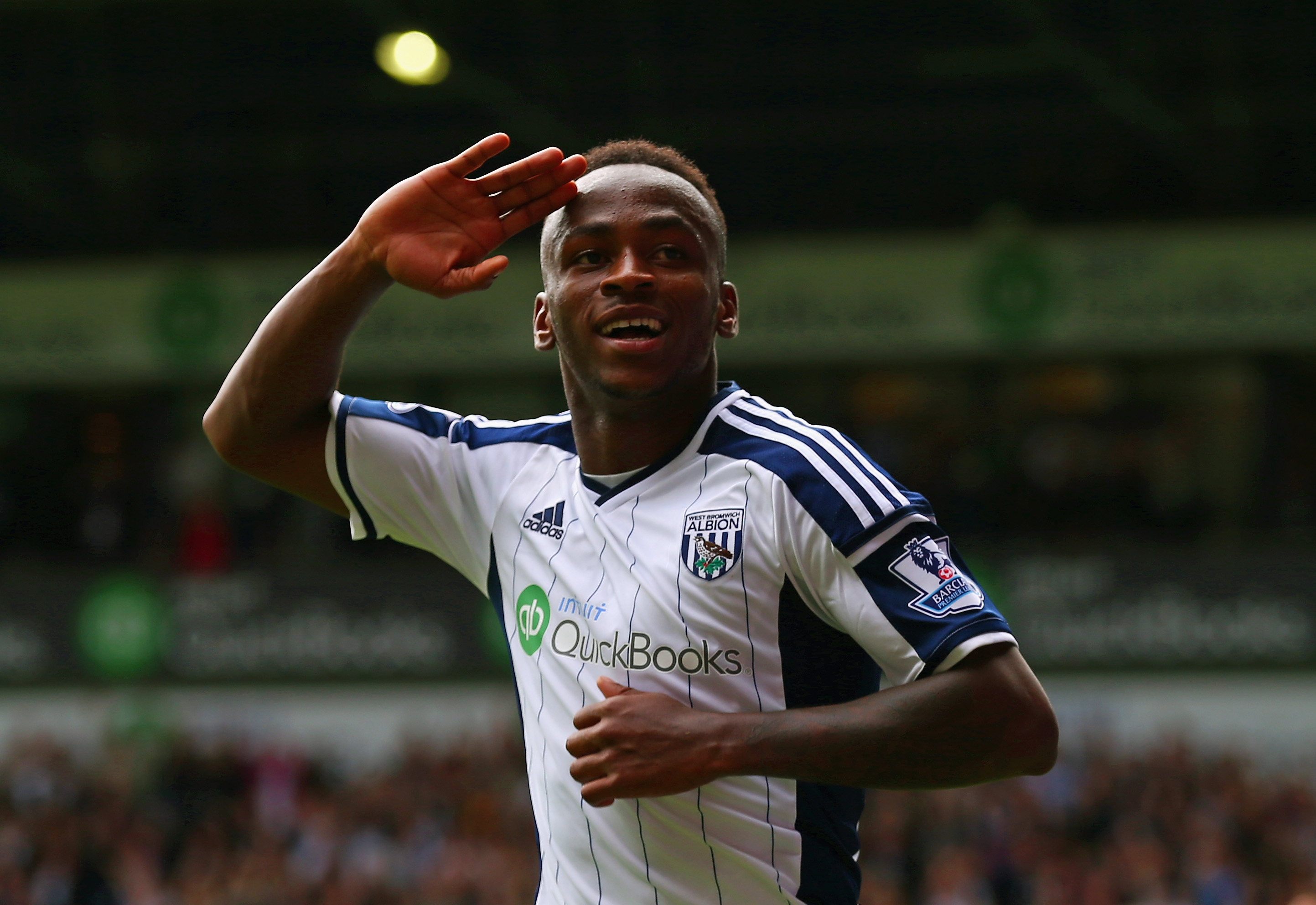 Spurs lining up £18m bid for West Brom striker Saido Berahino