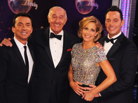 Strictly Come Dancing judge Darcey Bussell clears up rumours that Will Young left because of Len Goodman
