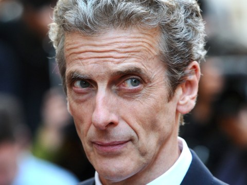 Doctor Who star Peter Capaldi was once mistaken for a transvestite
