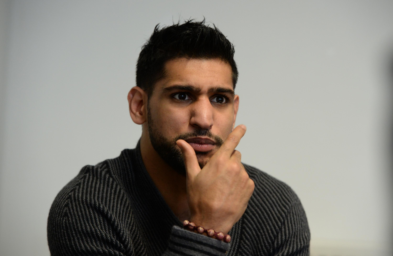 Amir Khan goes on Twitter rant at Kell Brook and Eddie Hearn