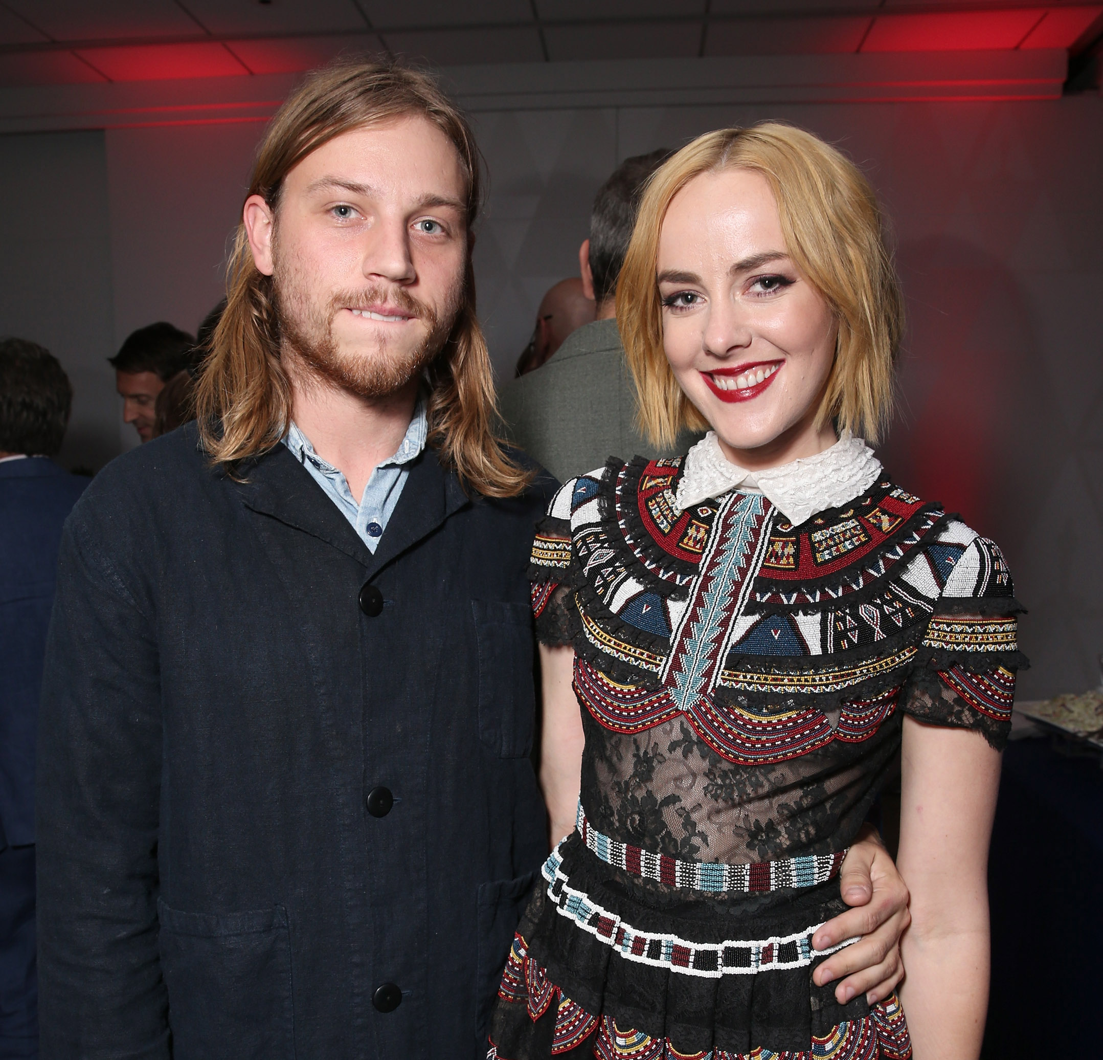 Hunger Games actress Jena Malone is pregnant with first child with Ethan DeLorenzo