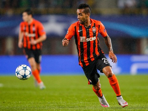 Liverpool and Chelsea target Alex Teixeira available for £39m transfer from Shakhtar Donetsk – report