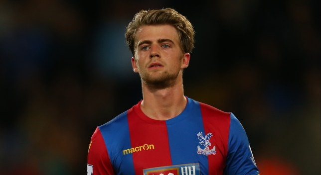 LONDON, ENGLAND - AUGUST 25: Patrick Bamford of Crystal Palace during the Capital One Cup match between Crystal Palace and Shrewsbury Town at Selhurst Park on August 25, 2015 in London, England. (Photo by Catherine Ivill - AMA/Getty Images)