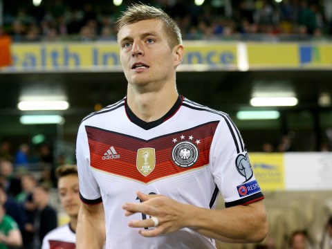 Real Madrid to let Manchester United seal Toni Kroos transfer to sign Edinson Cavani – report