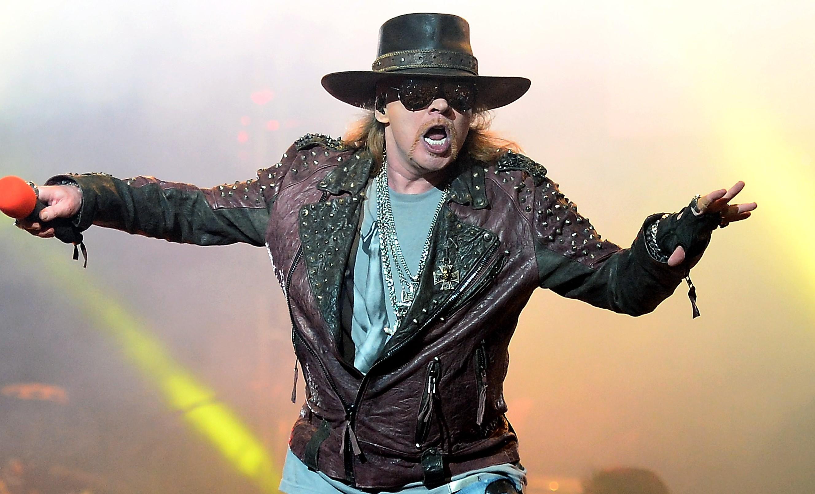 Axl Rose just addressed those Guns N' Roses reunion rumours