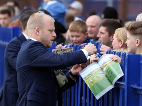 Everton must splash the cash in the transfer window after selling Steven Naismith to Norwich City