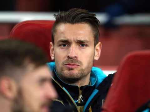 Remi Garde confirms Mathieu Debuchy transfer talks with Arsenal
