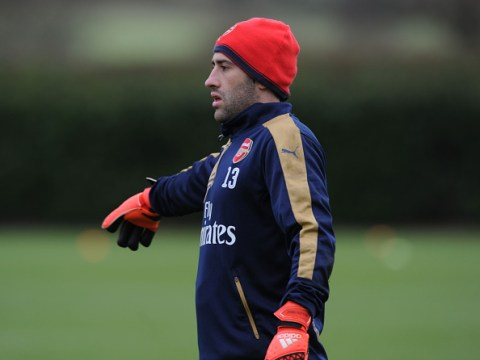 Arsene Wenger claims Arsenal's David Ospina is 'world class'