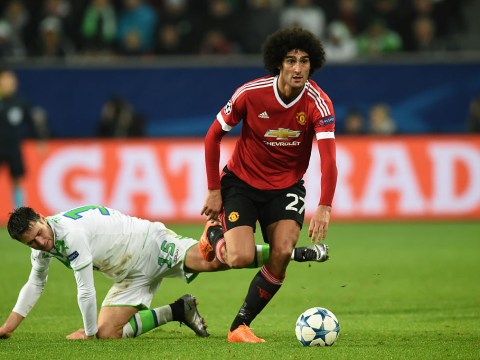 Manchester United willing to sell Marouane Fellaini in January transfer window – report
