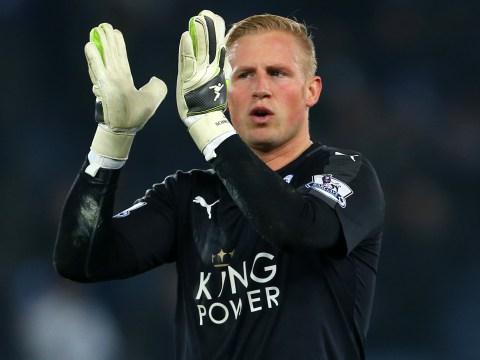 Man United eye Kasper Schmeichel to replace David de Gea – report