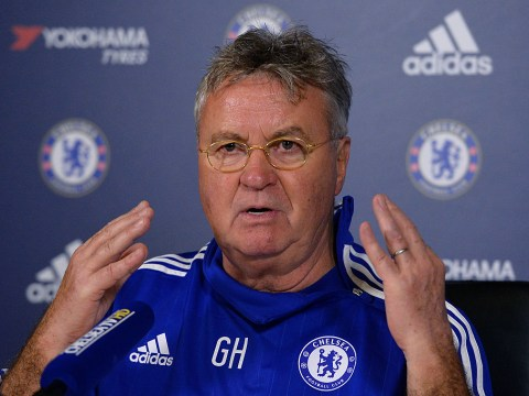 Guus Hiddink admits Chelsea can't be considered Arsenal's rivals