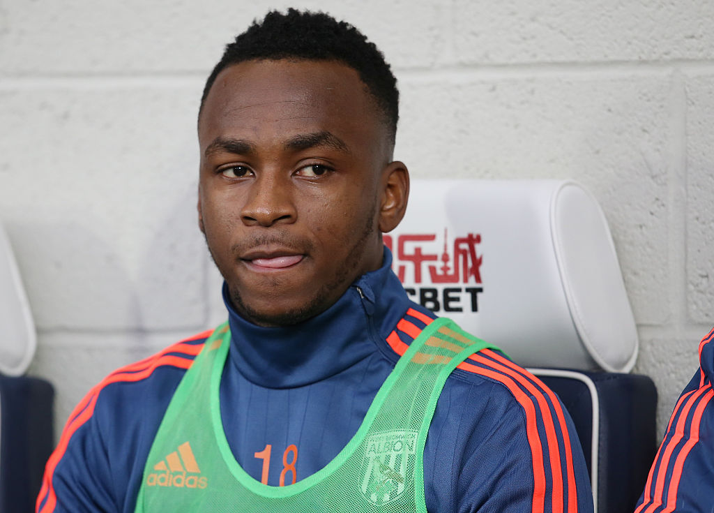 Chelsea set to rival Tottenham for West Brom forward Saido Berahino – report