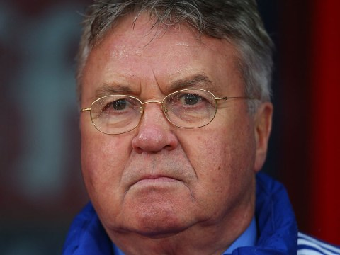 Chelsea boss Guus Hiddink claims they are still in a relegation battle