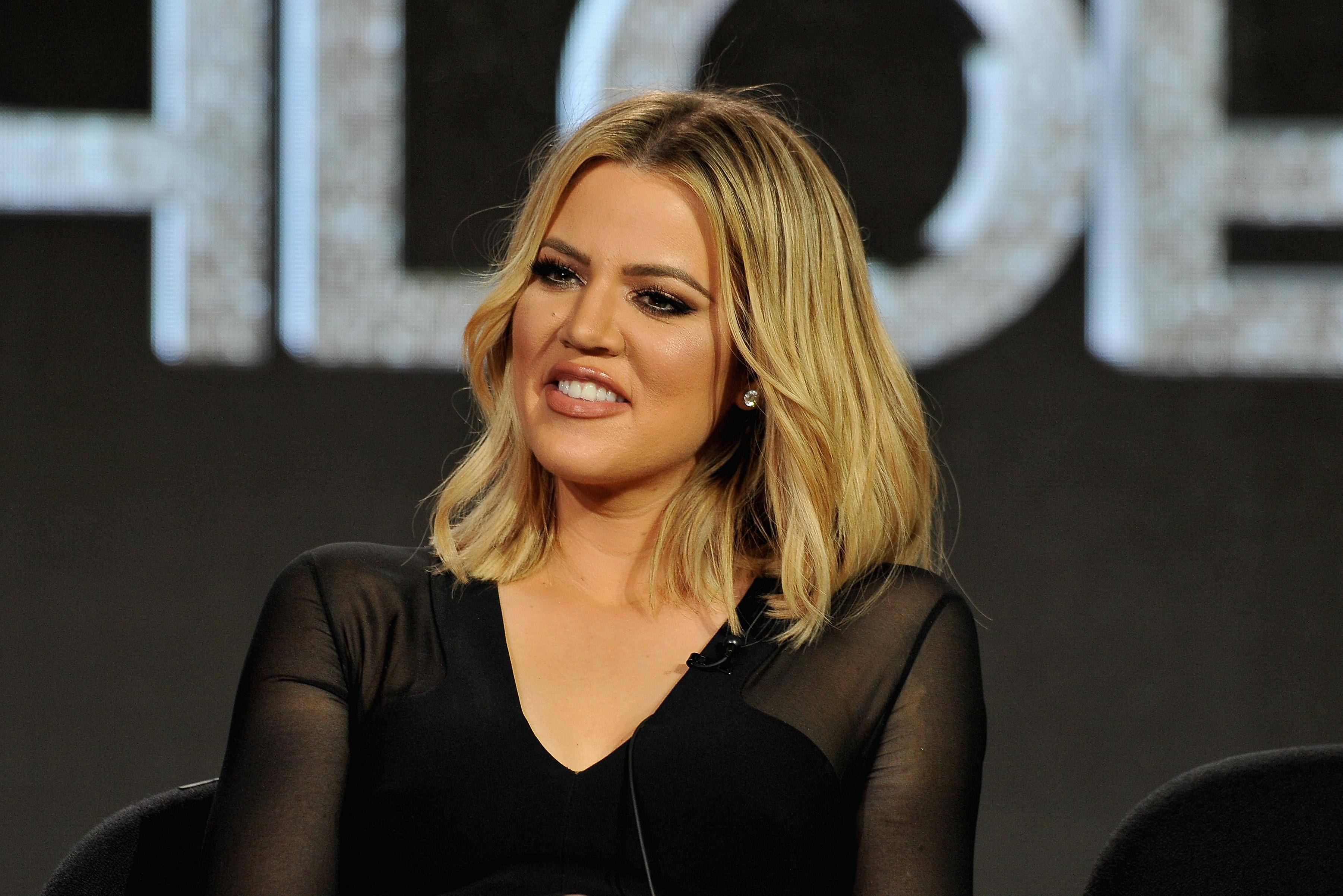 Khloe Kardashian hit back at fans for being 'complaining motherf******' on Snapchat