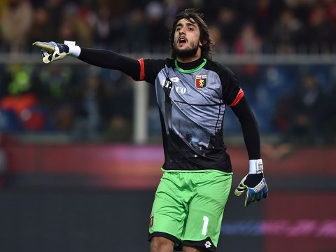 Manchester United scouting Genoa keeper Mattia Perin