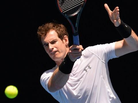 Andy Murray believes Australian Open match v Alexander Zverev will be tough