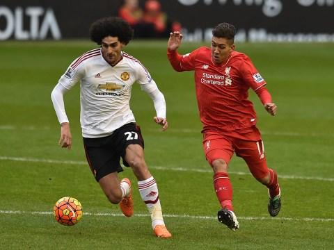 Manchester United ace Marouane Fellaini's agent to meet AC Milan – report