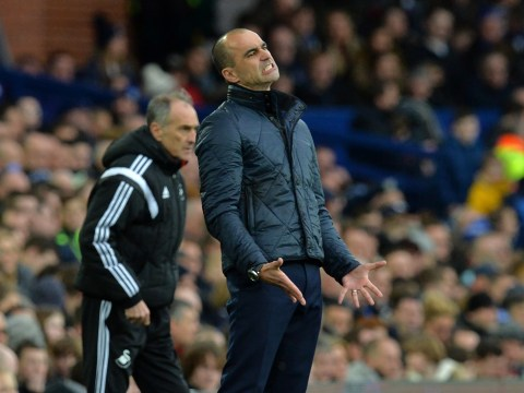 Why Everton boss Roberto Martinez faces seven days to save his job