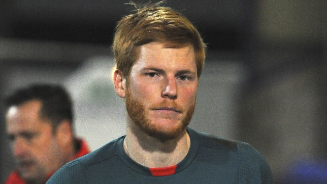 CHESTER, ENGLAND - JANUARY 25: (THE SUN OUT, THE SUN ON SUNDAY OUT) Adam Bogdan of Liverpool after the Liverpool and Tottenham Hotspur Barclays U21 Premier League game at the Lookers Vauxhall Stadium on January 25, 2016 in Chester, England. (Photo by Nick Taylor/Liverpool FC via Getty Images)
