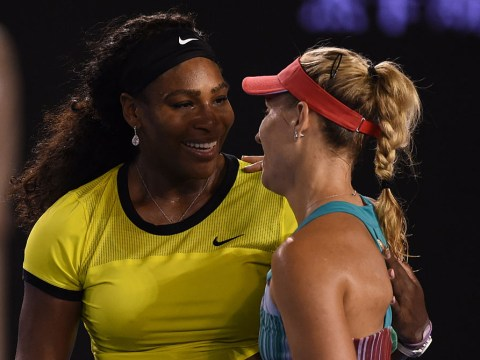 Serena Williams proves champion qualities with gracious response to Angelique Kerber loss