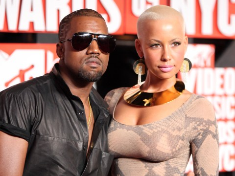 Amber Rose continues to diss Kanye West by saying it was 'real love' with Wiz Khalifa