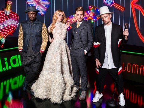 The Voice UK is shedding viewers but the BBC are 'pretty relaxed' about it