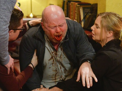 EastEnders spoilers: Ronnie and Ben rush to Phil's side as he starts coughing up blood in horrific scenes