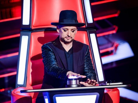 Everyone is worried for Boy George on The Voice UK