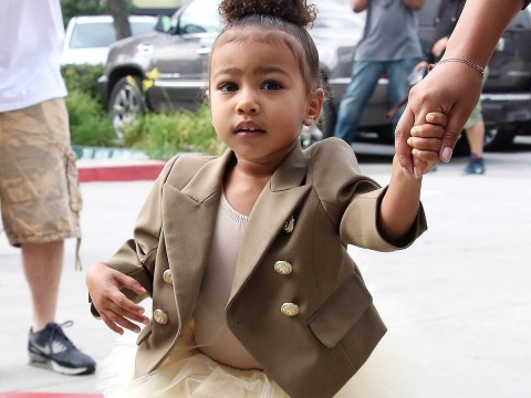 Kim Kardashian and Kanye West 'spending £100K on playhouse' for North West