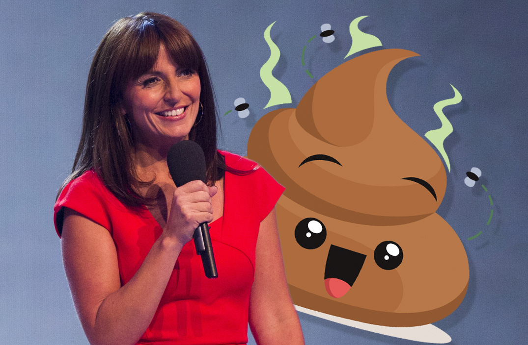 People are stopping for a poo near Davina McCall's £3.2m village mansion