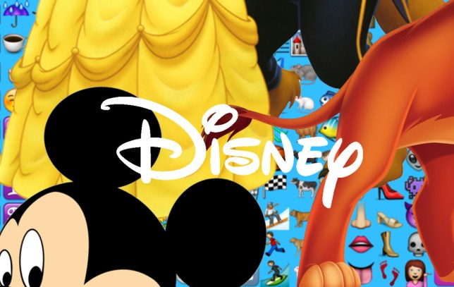 Quiz: Can you guess the Disney film from this emoji? Credit; Disney/Metro