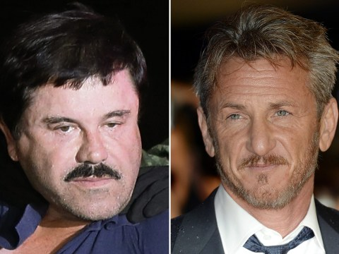 El Chapo arrested because he met Sean Penn in the middle of the Mexican jungle