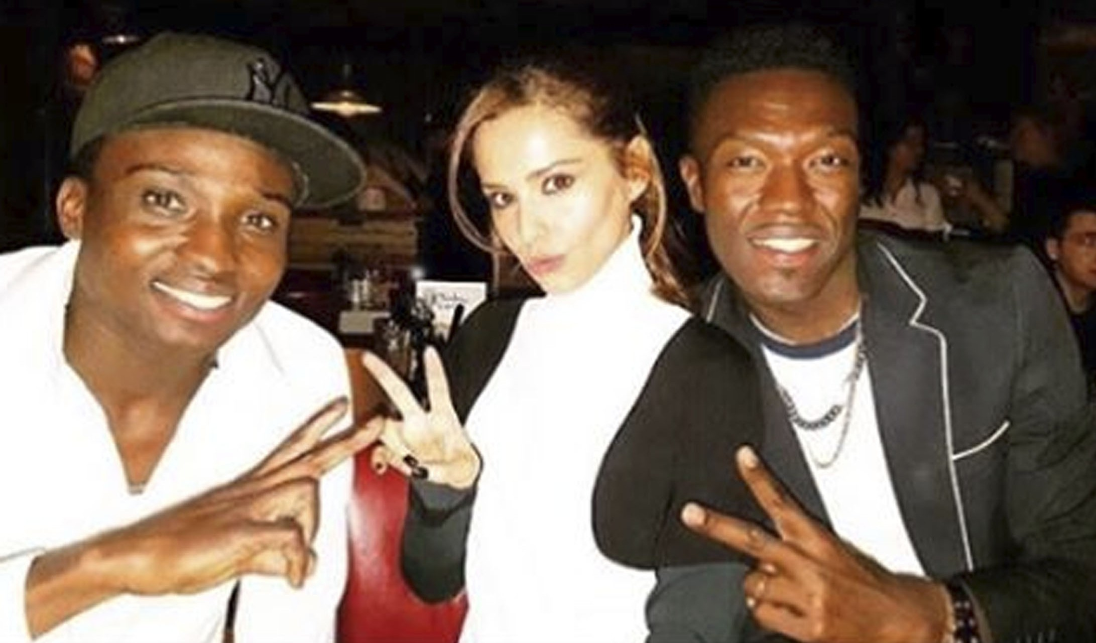 X Factor stars Reggie N Bollie are happy for 'angel' Cheryl after the birth of her baby with Liam Payne