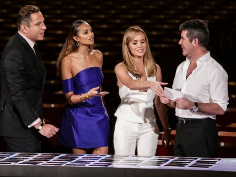 Britain's Got Talent 2016: Amanda and Alesha recall the moment David's mum took over on the panel