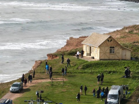 Will Broadchurch begin filming in Dorset before Danny Latimer's murder house is demolished?